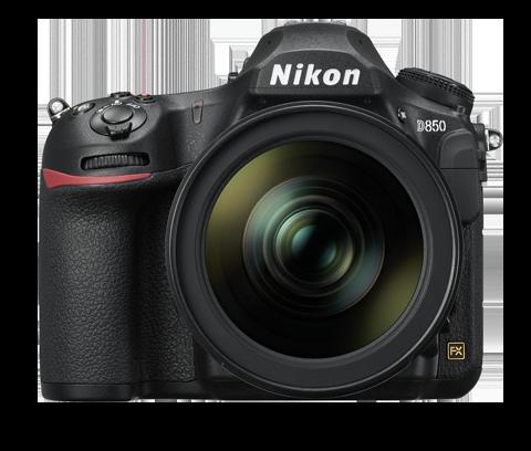 Nikon cameras on Amazon d850