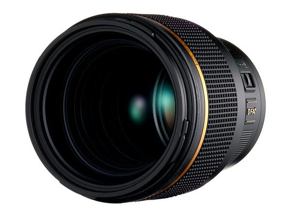 Ricoh introduces HD Pentax-D FA* 85mm F1.4 lens