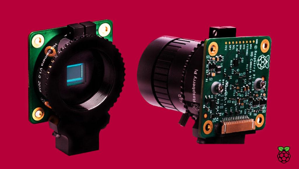 Raspberry Pi Announces $50 High Quality DIY Camera