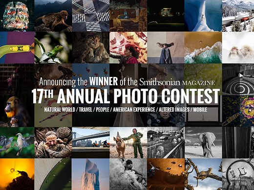 Slideshow: Winners and finalists of Smithsonian Magazine's 17th Annual Photo Contest