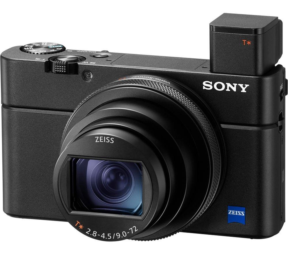 Sony rx100 vii camera