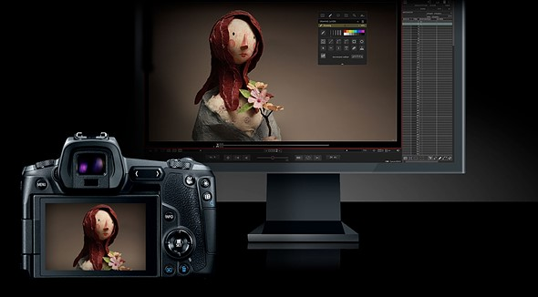 Canon releases $100 firmware update for professional stop-motion photography