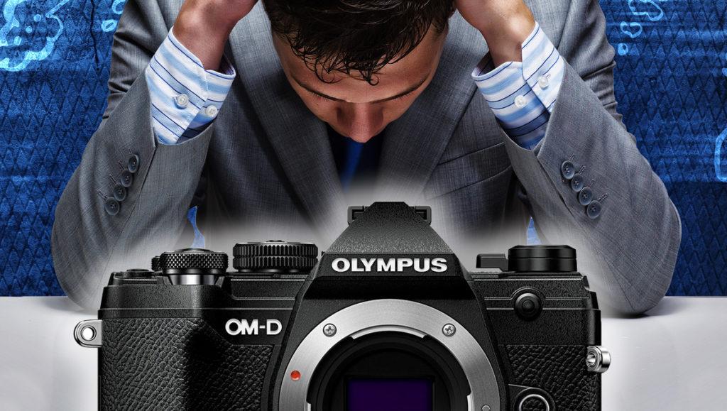 Olympus Cameras: Olympus Sells Its Camera Division