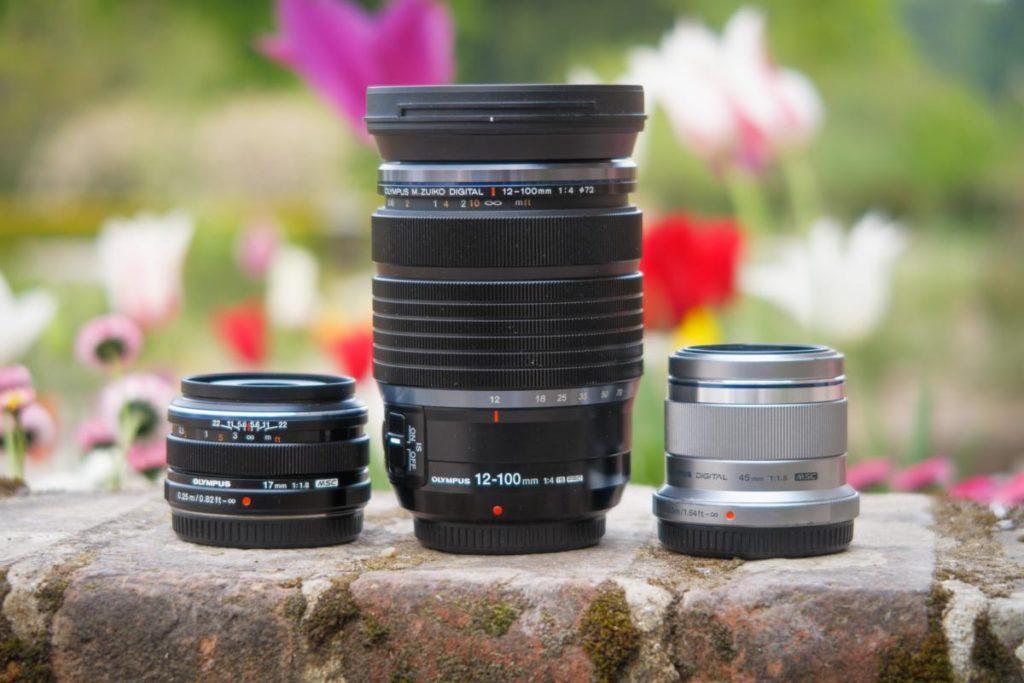 Best lenses for mirrorless systems
