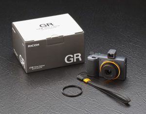 Ricoh launches 'Street Edition' version of its GR III with new paint and custom accessories