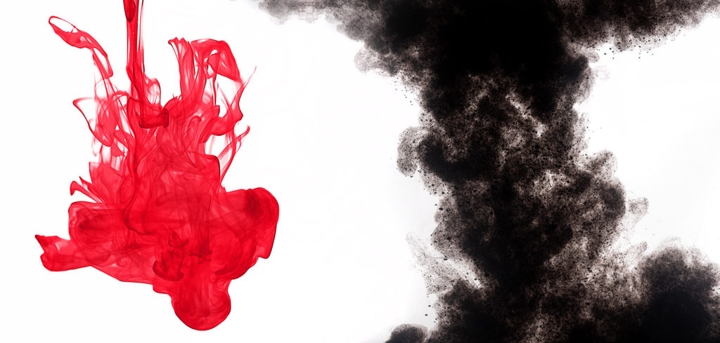 How to Photograph Ink and Paint in Water