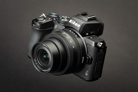Nikon Z50 gets Animal Detection AF, Z6 and Z7 get minor improvements via firmware updates