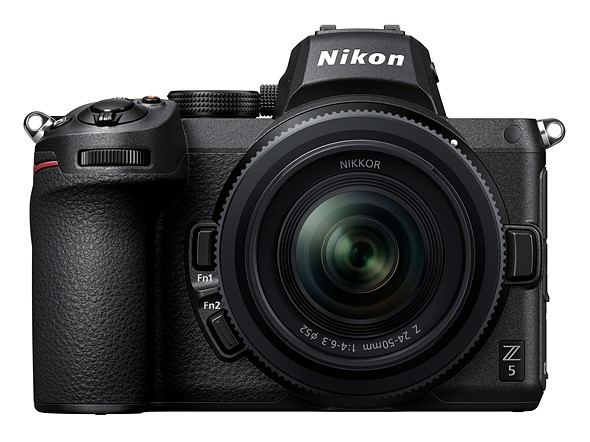 Nikon Z5 camera deals