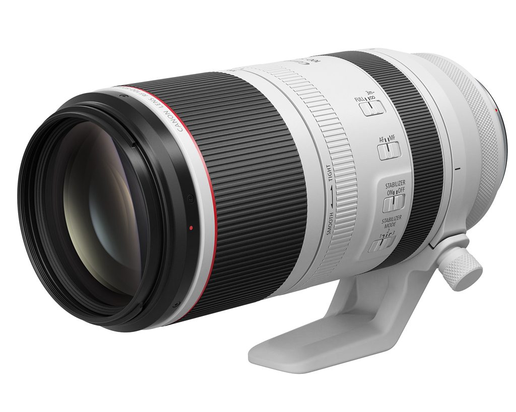New Canon RF Lenses Include Affordable Super Teles And 100-500mm Zoom
