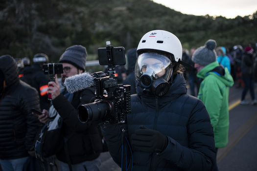 Associated Press Announce New Exclusive Partnership With Sony Cameras