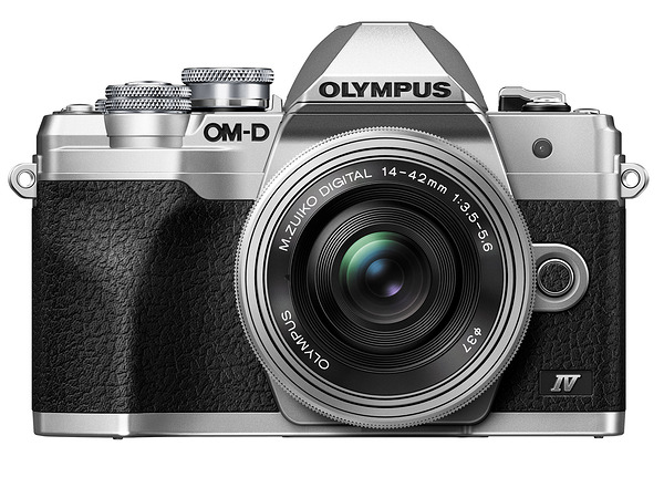 Olympus's new E-M10 IV has a selfie-friendly screen and 20MP sensor