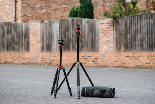 Lightweight and Affordable? Fstoppers Reviews Two Tripods by K&F Concept.