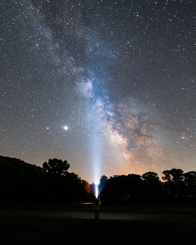 Photograph the Milky Way on Digital and Film With Gear You Already Have