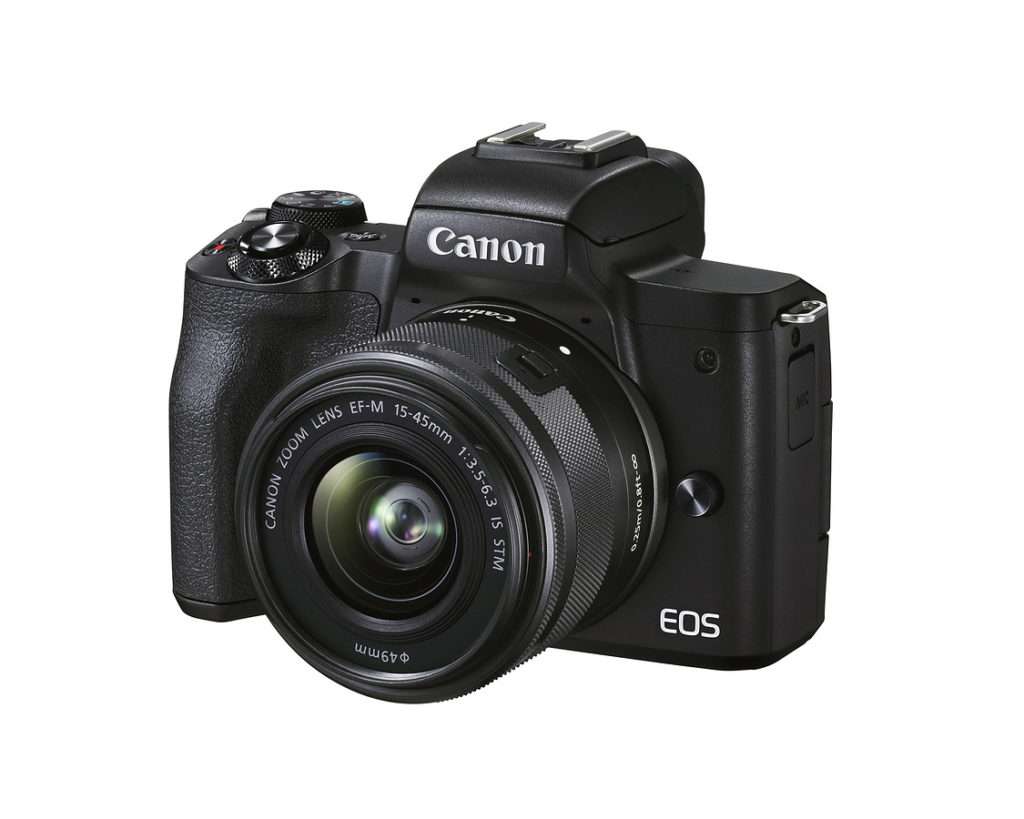 The new Canon EOS M50 Mark II brings autofocus and video refinements
