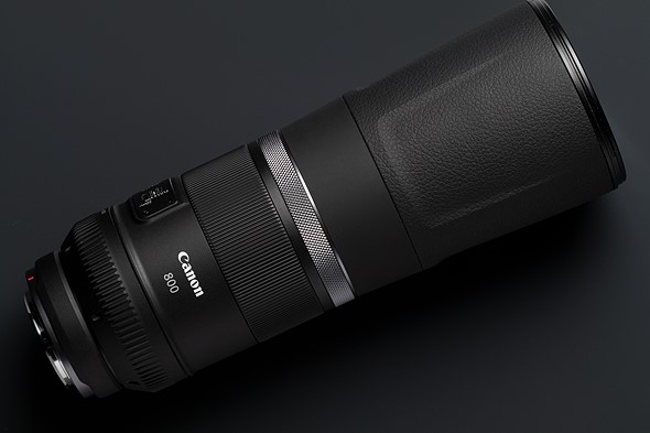 Gear of the Year: Richard's choice - Canon RF 800mm F11 IS STM