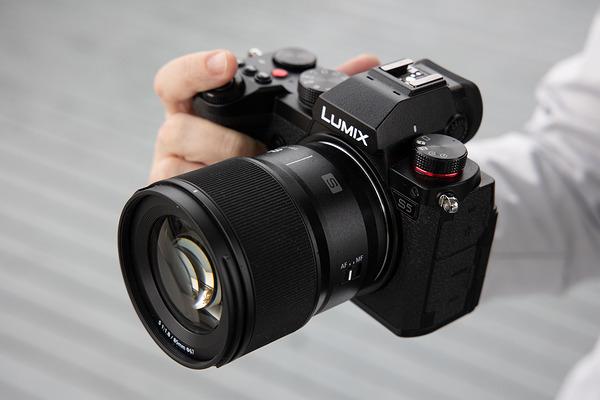 Panasonic announces compact Lumix S 85mm F1.8 prime for L-mount