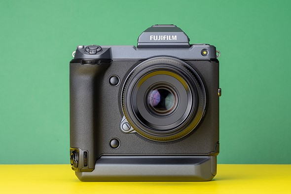 Fujifilm Introduces FUJIFILM GFX100 IR for 100MP infrared imaging