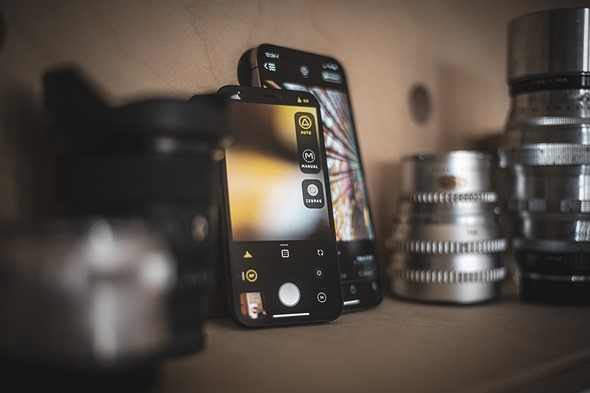 Halide's deep dive into why the iPhone 12 Pro Max is made for 'Real Pro Photography'