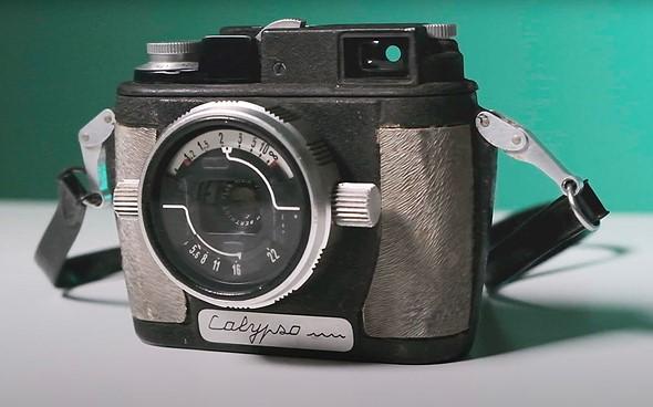 Video: Meet Calypso, the predecessor to Nikon's iconic underwater Nikonos cameras