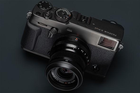 Gear of the Year: Dale's choice - Fujifilm X-Pro3