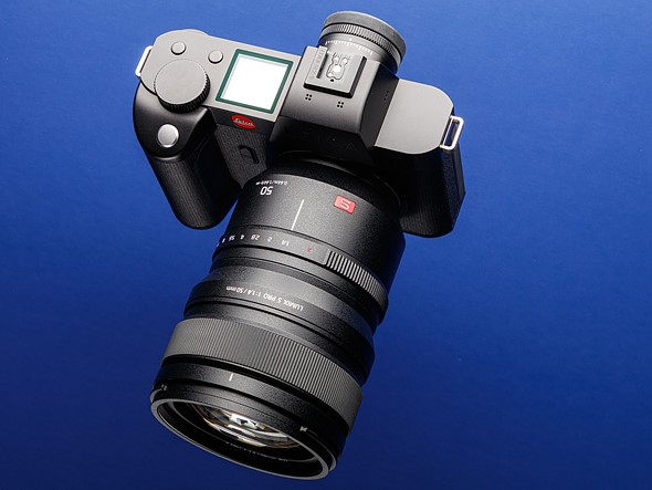 Leica SL2-S initial review