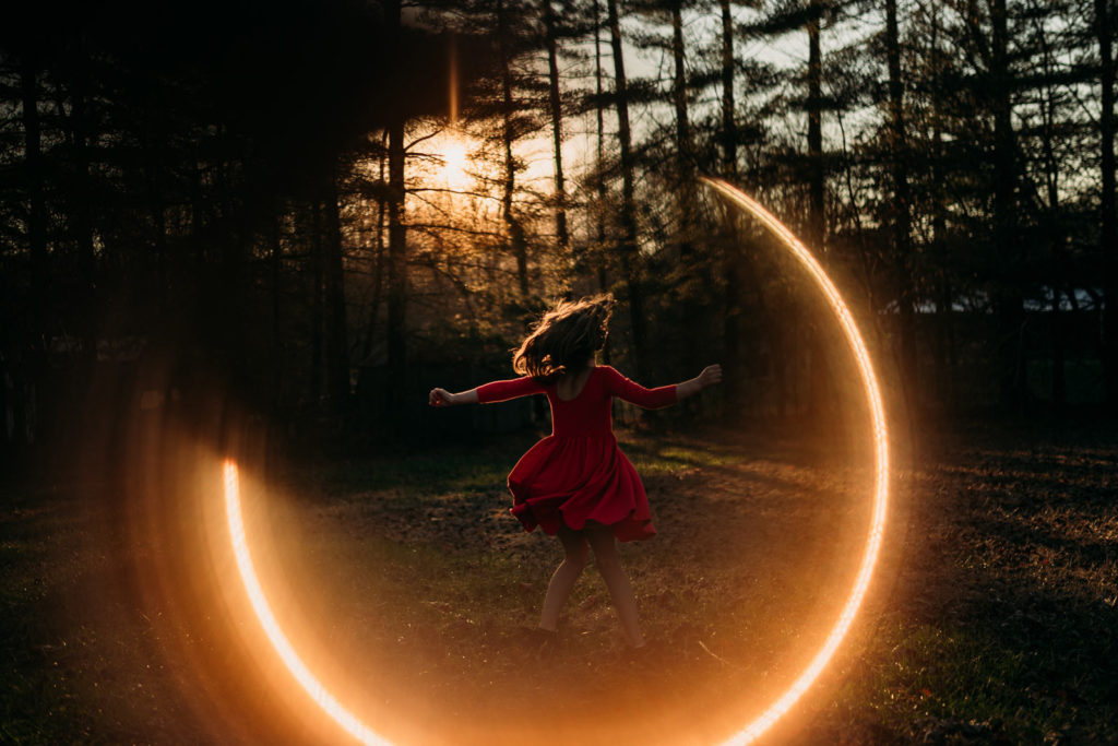 Create striking ring of fire photos in 3 super simple steps