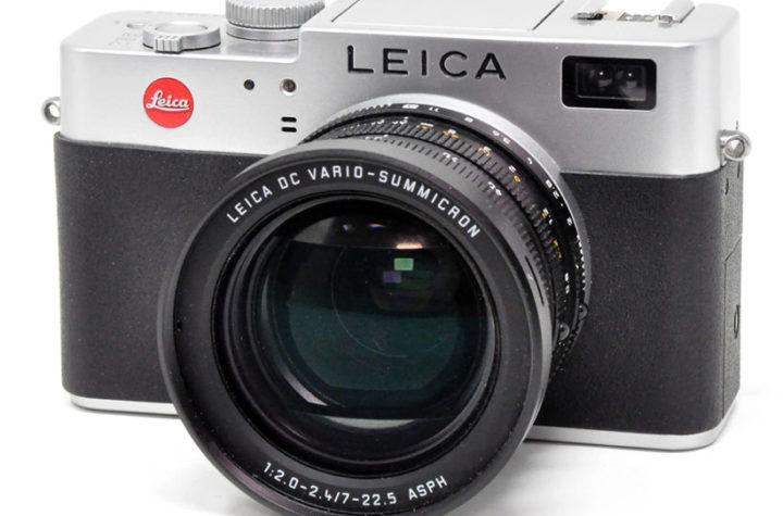 Leica Digilux 2 – the first classic digital camera