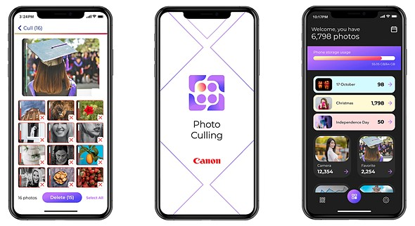 Canon Photo Culling is a new iOS app that uses artificial intelligence to evaluate your photos