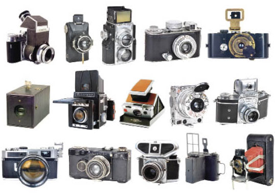 How to start a camera collection
