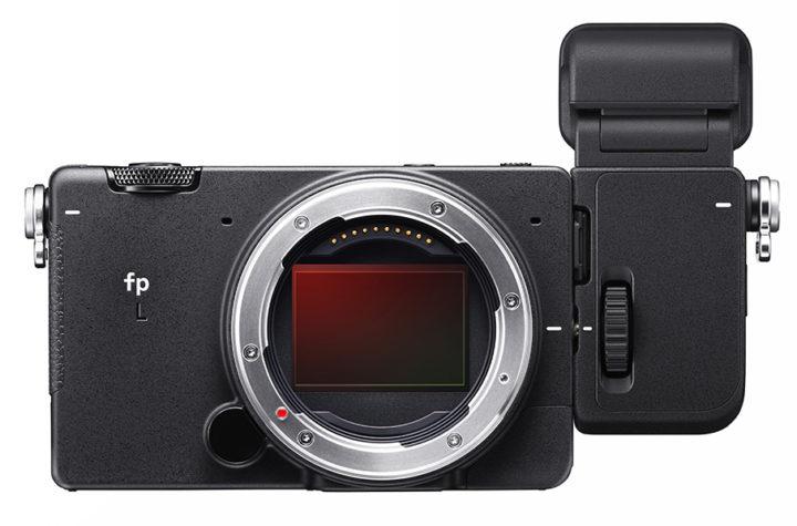 Sigma Introduces 61-Megapixel fp L Mirrorless Camera