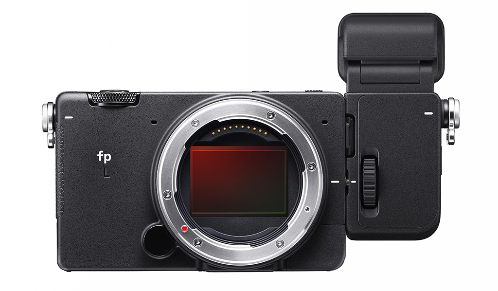 Sigma Introduces 61-Megapixel fp L Mirrorless Camera