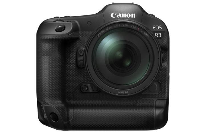 Canon Announces Development Of Canon EOS R3