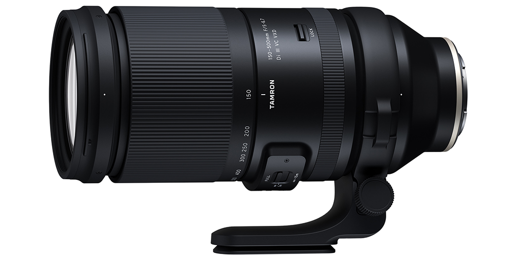 Tamron Introduces Super-Tele And Wide Zooms For Sony