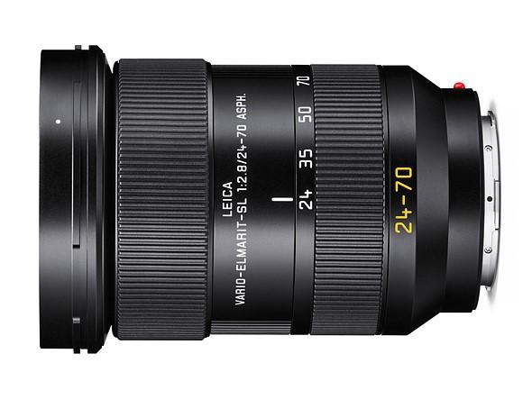 Leica introduces Vario-Elmarit-SL 24-70mm F2.8 ASPH lens for L-mount