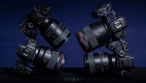 Would You Prefer the Canon EOS R5 or the Sony a1?