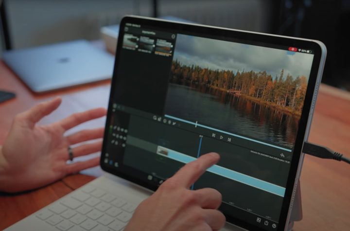The M1 Treatment Grants the New iPad Pro Editing Superpowers